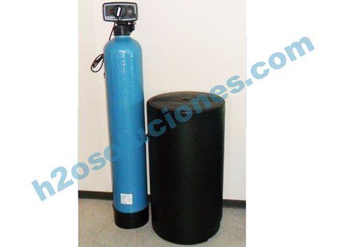 Suavizador de agua, dealacalinizador, ablandador de agua