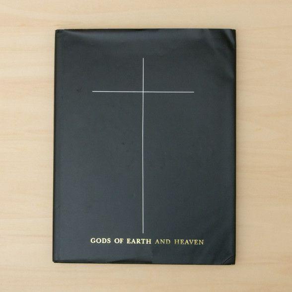 ジョエル=ピーター・ウィトキン Joel-Peter WITKIN Gods of Earth and Heaven 販売価格¥3,500(税別)