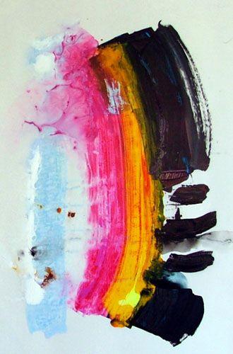 Jane Murdoch Adams | Bird Energy Agile | Tornto Abstract Painter | Contemporary Canadian Artist