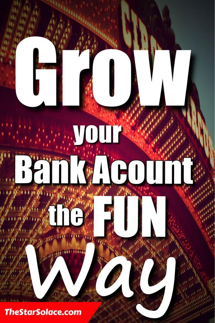 Money, bank, account, lifestyle, motivation, inspiration, creative, fun, ways, make, ideas, tips