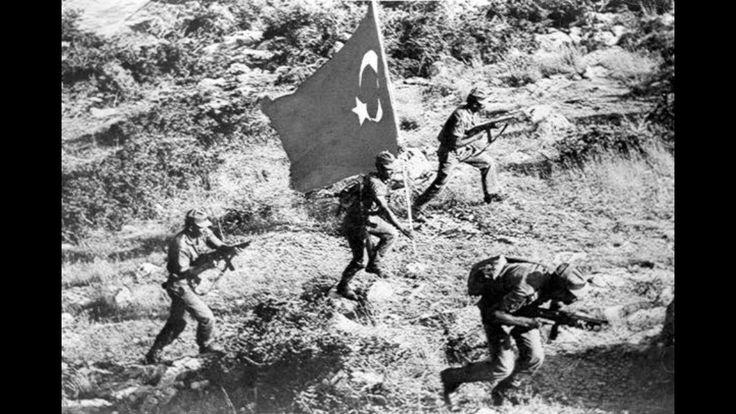 Kıbrıs Barış Harekatı, 1974.