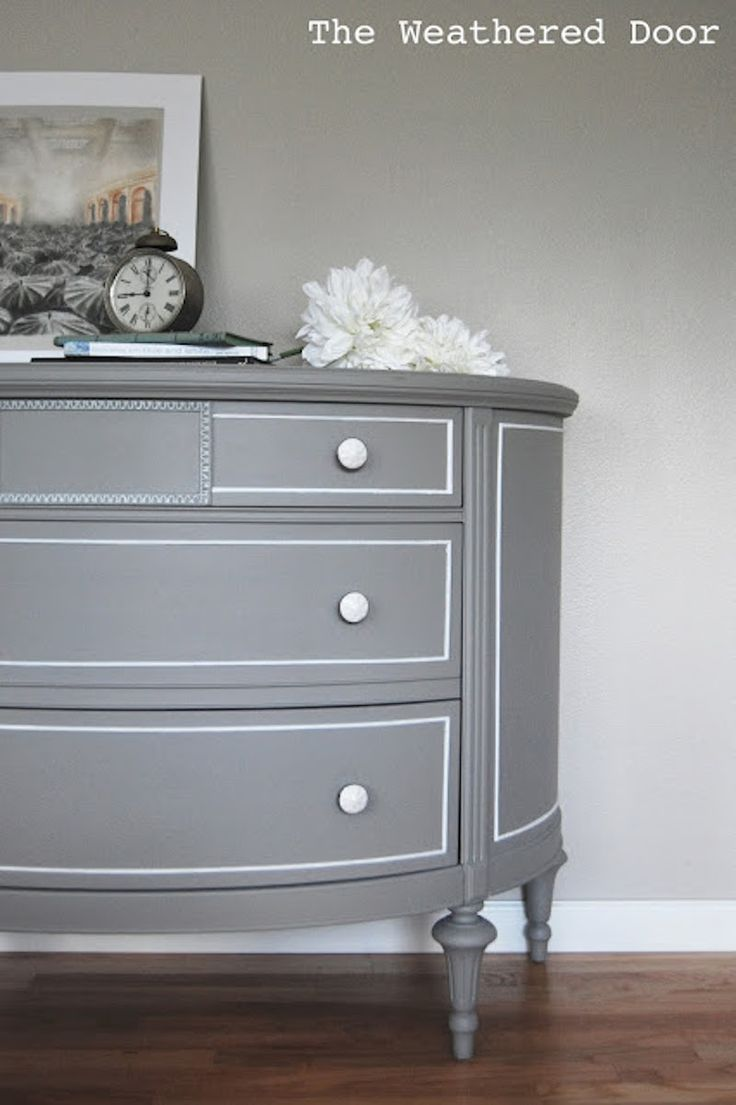 598 best Painted Dressers images on Pinterest   Painted dressers ...