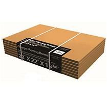 """Large Moving Boxes - 22"""" x 22"""" x 15-3/8"""", 7 pack"""