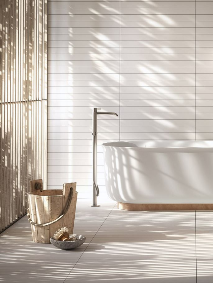 Modern bathtub inspiration bycocoon.com | bathware | inox stainless steel bathroom taps | bathroom design | renovations | interior design | villa design | hotel design | Dutch Designer Brand COCOON || @rexadesign