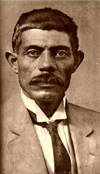 """General Benjamin Argumedo, fought against Villa in the Battle of Torreon 1913. Known as """"El leon de la Laguna"""""""