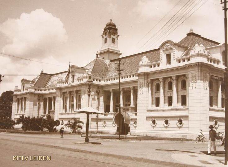 De Javasche Bank te Batavia