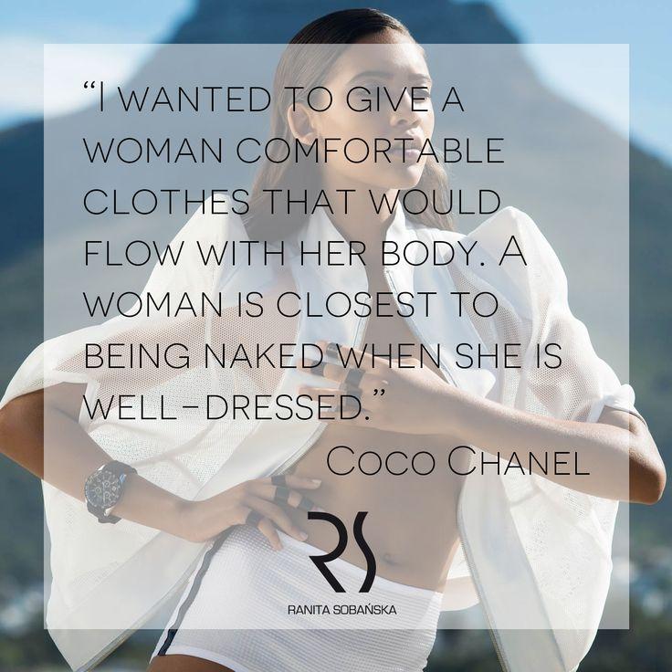 W RS moda i wygoda tworzą jedność. #ranitasobanska #fashiondesigner
