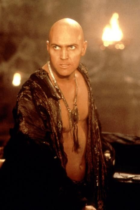 The Mummy Arnold Vosloo As Imhotep CelebsMovies