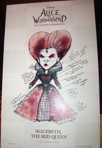 Colleen's costume designs - colleen-atwood Photo
