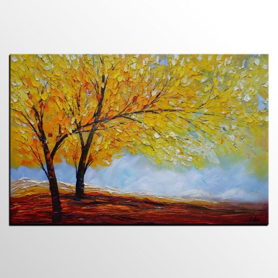 253 best 15% OFF for Original Art! Large Oil Painting, Bedroom ...