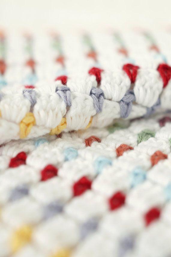 Baby deken haak patroon Annie PDF Instant door LittleDoolally