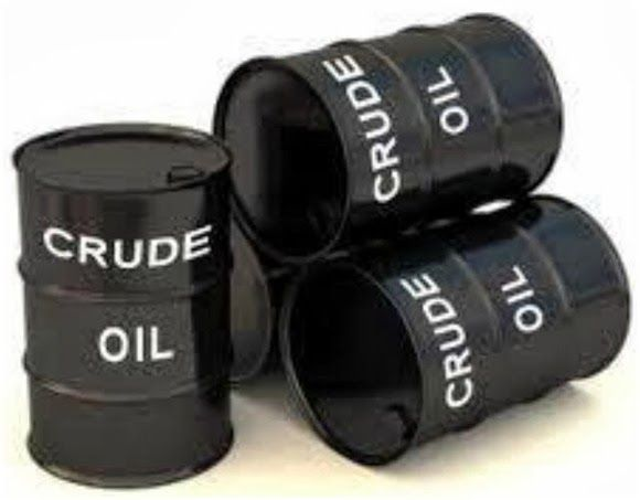 NYMEX crude oil