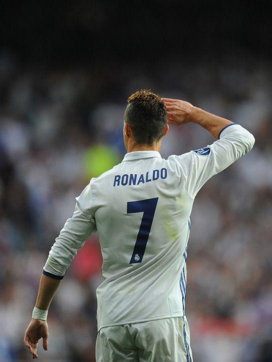 Triplé de Ronaldo (Ligue des Champions: Real Madrid vs Atletico Madrid 3-0). 02/05/2017.