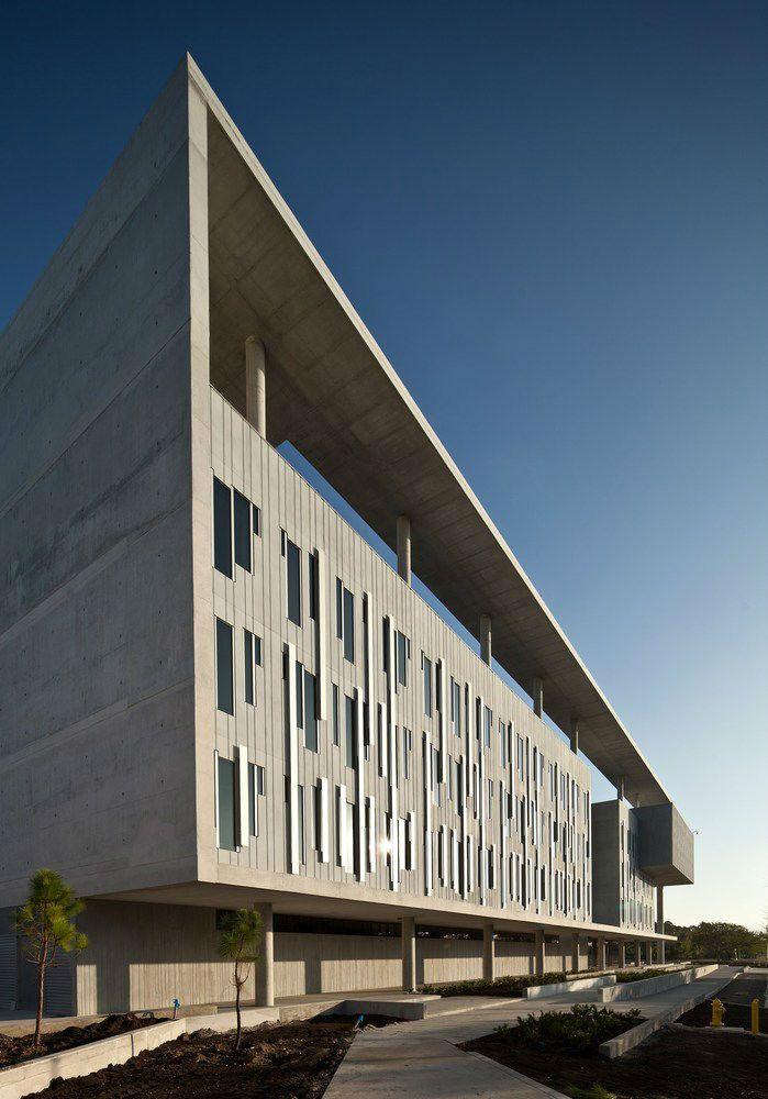 Miami Dade College Academic Support Center | Architecture