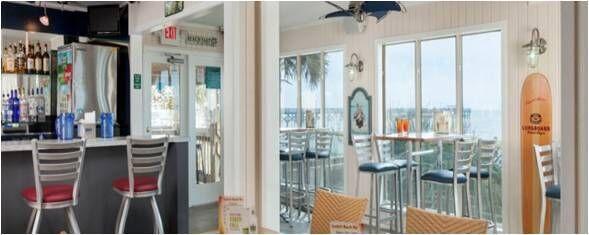 Surfside Beach Resort Scotty's beach Bar