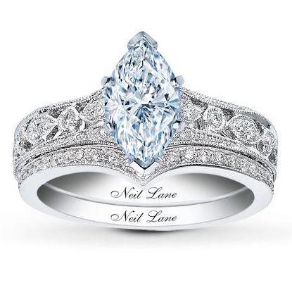 Neil Lane Marquise Ring