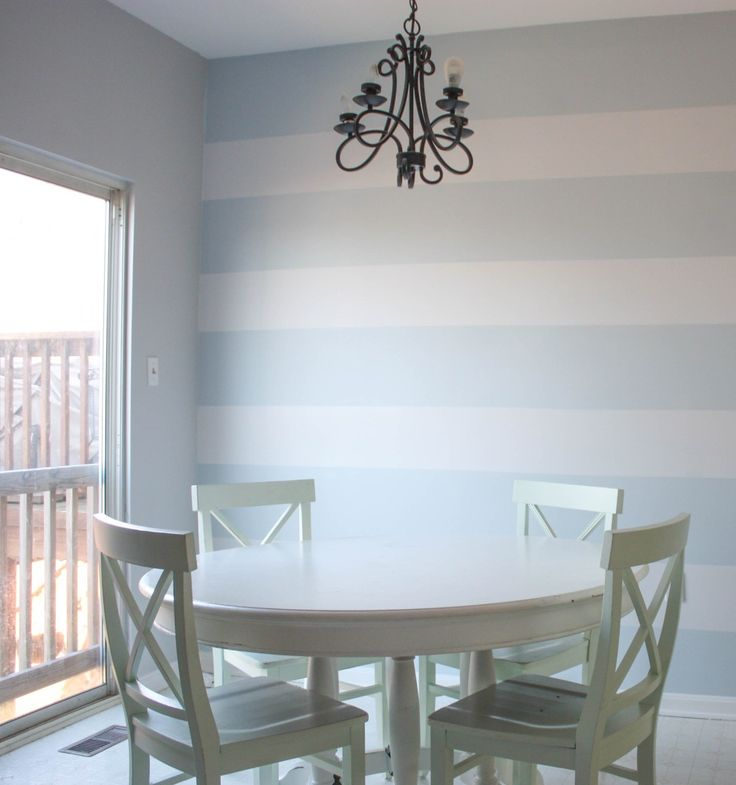 1000+ Ideas About Striped Accent Walls On Pinterest