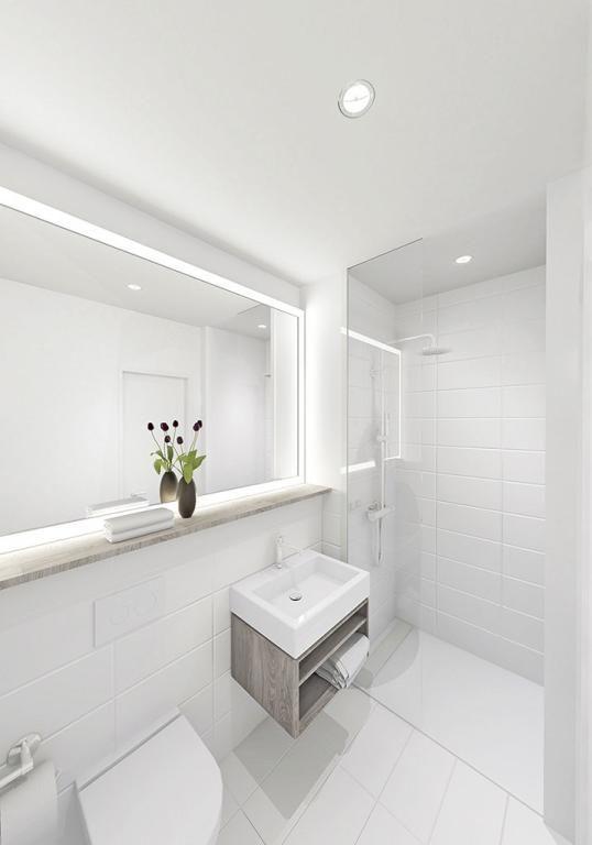395 besten sch ne badezimmer bilder auf pinterest ausblick bad mit dachschr ge und bad renovieren. Black Bedroom Furniture Sets. Home Design Ideas