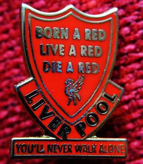 Liverpool FC Supporter Hong Kong