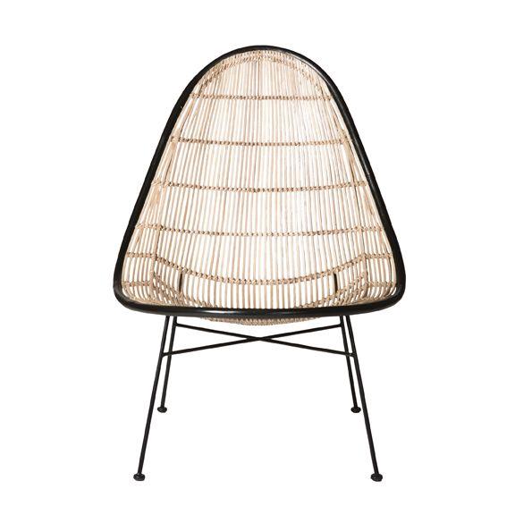 Tiga Lounge Chair