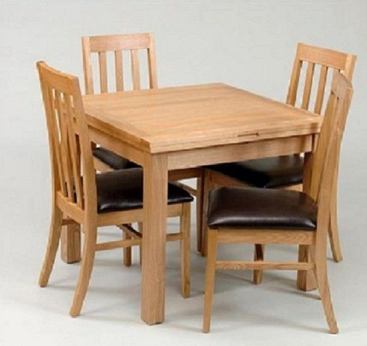 #Chesterfield Ash Flip Extending #Dining #Table £236.30