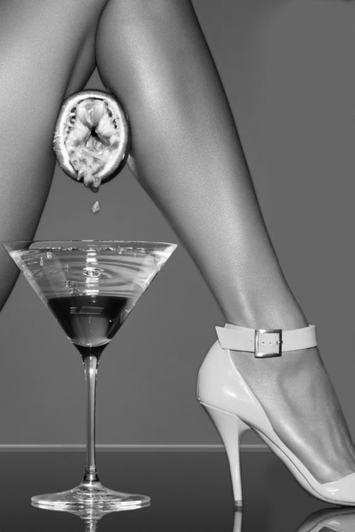 thirsty?.... oh yes....& shaken not stirred if I may ask...