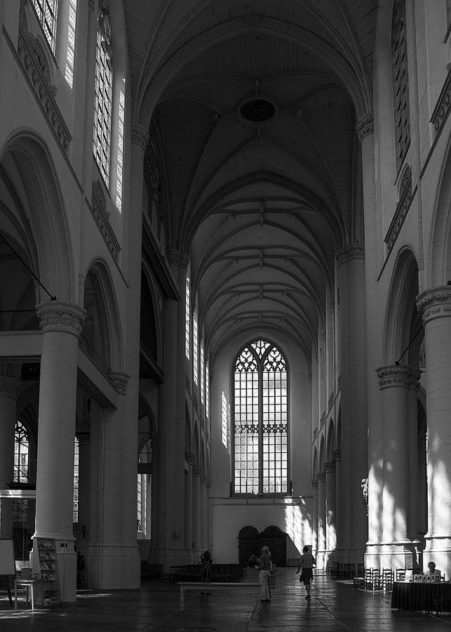 Hooglandse kerk by Rob Janssen on 500px
