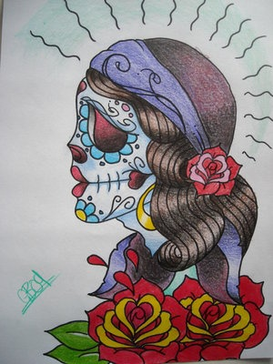 day of the dead gypsy