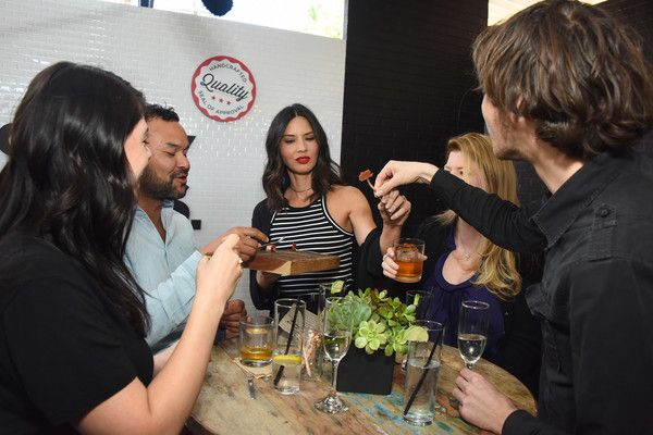 Olivia Munn Photos Photos - Olivia Munn hosts the Chef's Cut Real Jerky event for National Jerky Day on June 12, 2017 in Los Angeles, California. - Chef Up Event with Chef's Cut Real Jerky & Olivia Munn