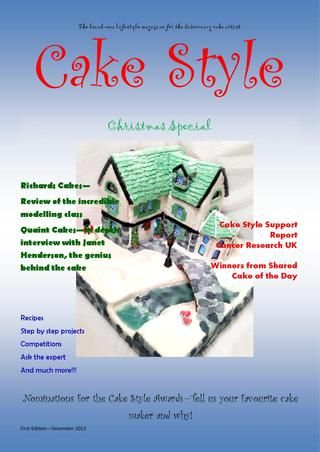 Cake Style issue1