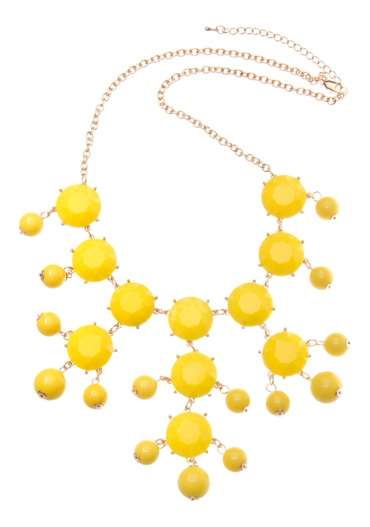 Necklace, $16.95, Colette By Colette Hayman  Shop 52, Lower Ground South, QVB