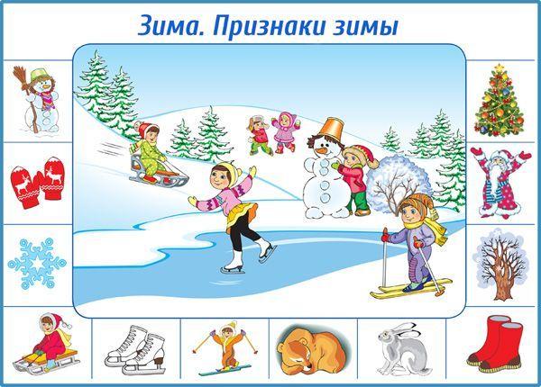 Popis obrázku - zima