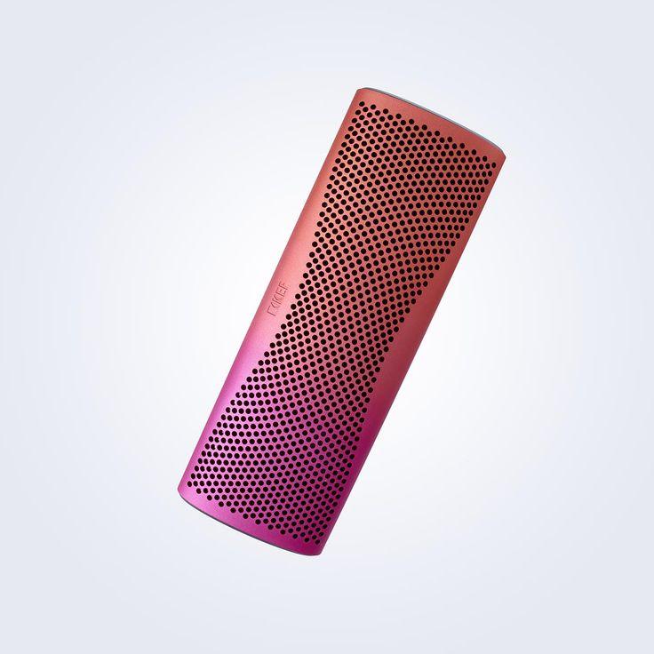 Andrea Locatelli – KEF MUO Bluetooth Speaker