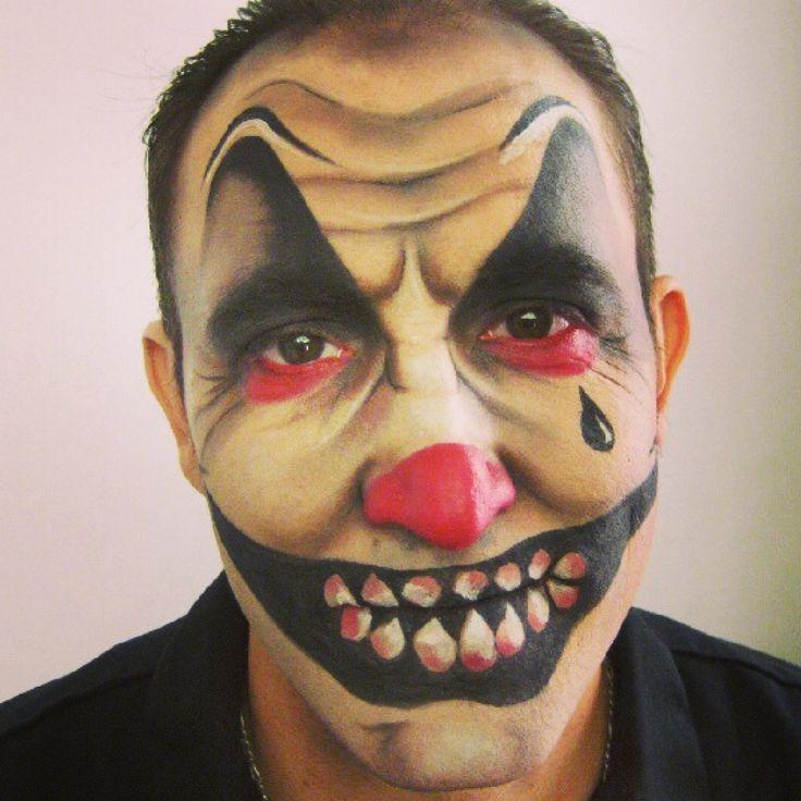 Best Sad Clown Freak Show