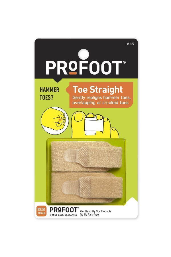 5 Products That Will Relieve Your Hammer Toe Symptoms: Toe Loops                                                                                                                                                                                 More