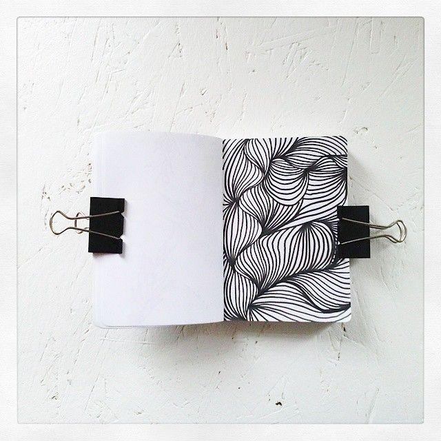 Some zentangle pattern.   #Zentangle #illustration #pattern #design #sketchbook #study #black #white #art #artistoninstagram #artistsontumblr #artist #brush #brushpen #doodle #doodling #doodlersanymous #sketch #sketching #draw #drawing #myownart #myownwork #designer #livingoutloud #livingoutlouddesign