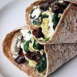Healthy Breakfast Wrap Recipes | POPSUGAR Fitness