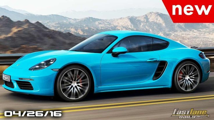 Nice Porsche 2017 - New Porsche 718 Cayman, Tesla Model X Door Issues, Audi A6 and A7 Refreshed - Fast Lane Daily   TECHNOLOGY