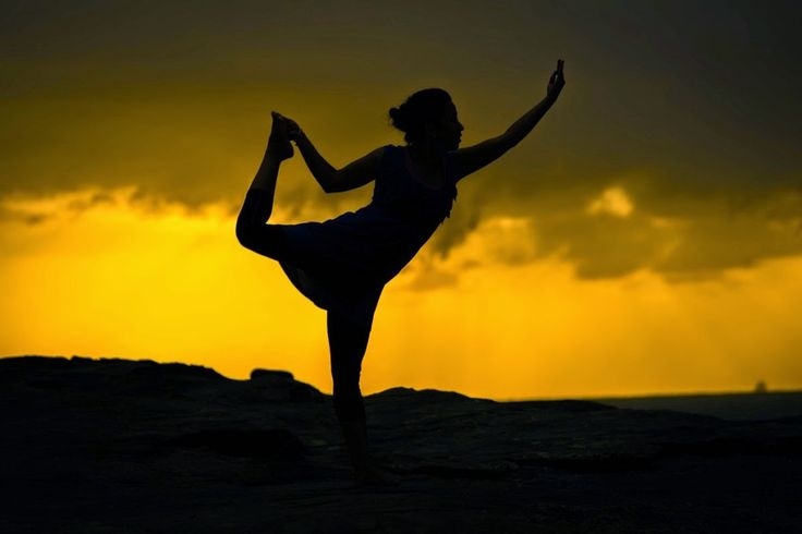 Yoga Gallery Yoga Pose #sunrise #yoga #fitness