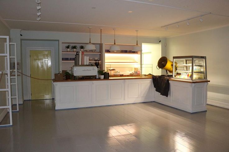 The fit out company , Auckland , New Zealand , fit out , interior ,bluebells cakery