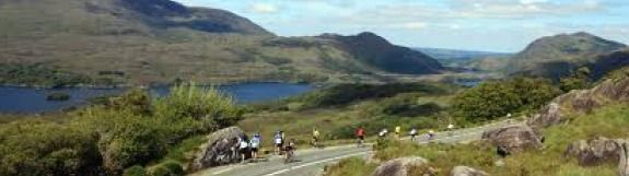 4 night Connemara Whistlestop Cycling Tour captures the essence of this beautiful region on the west coast of Ireland.Rugged mountains soar above wild Atlantic beaches and winding valleys play host to seemingly bottomless lakes. Accommodation is provided in either 3* hotels with character and charm or cosy B&Bs and guesthouses. Route descriptions, local information and maps are provided.