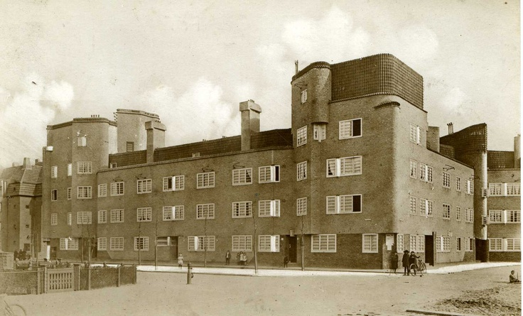 Amsterdam, Talmastraat 1920