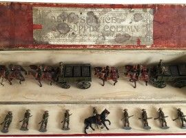 Old Toy Soldier Oct. 17 James Cook Auction