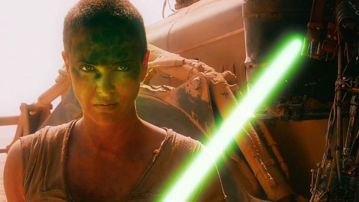 'Road Wars - The Imperator Strikes Back', A Brilliant Mashup of 'Mad Max: Fury Road' and 'Star Wars'