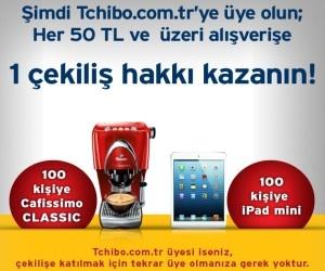 Tchibo.com.tr Çekiliş Kampanyası - Tchibo iPad Mini Çekilişi     http://www.kampanya-tv.com/2013/05/tchibocomtr-cekilis-kampanyas-tchibo.html