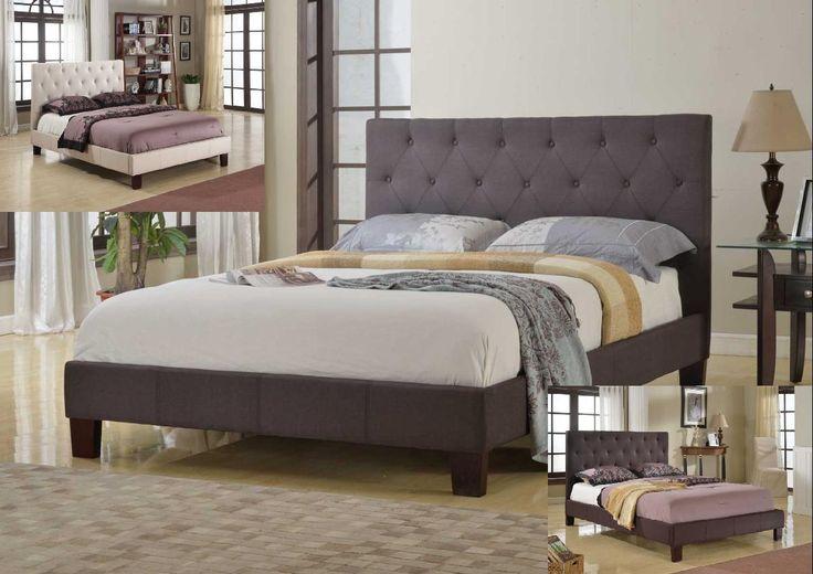 Jackson Upholstered Bed
