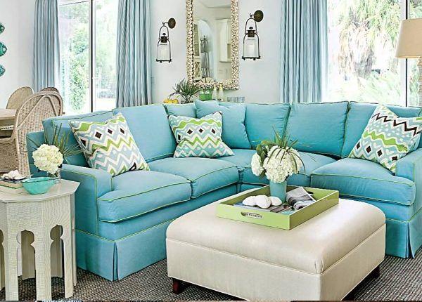 8 Coastal living room ideas