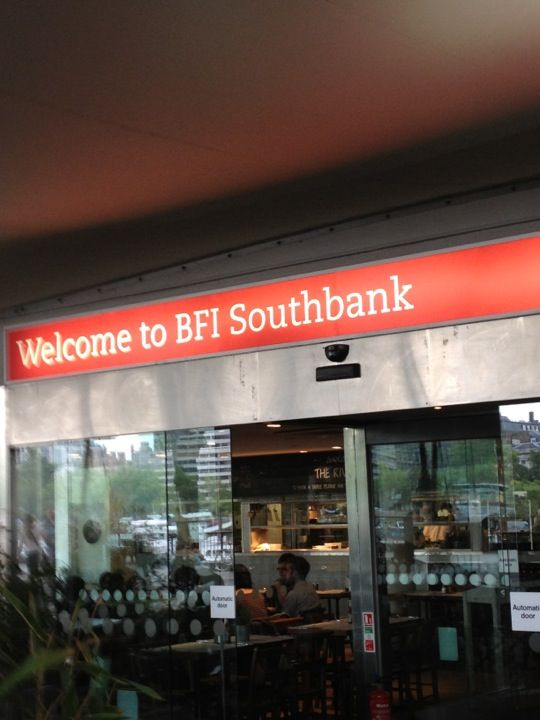 Totally swing by BFI Southbank, they have an amazing vintage book stall outside the front of it.