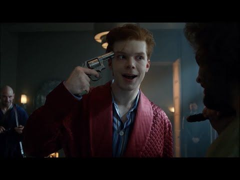 I highly recommend the show Gotham for any batman fans. Season 1 was eh but trust me it gets better with season 2. And this guy is a brilliant Joker  incredible. Gotham season 2 episode 2-Jerome(the joker)scene - YouTube