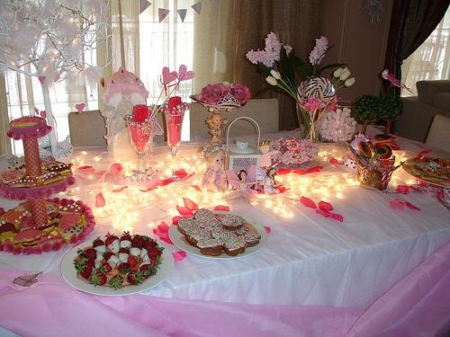princess- fairy party